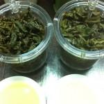 新品種、台茶20号(迎香)