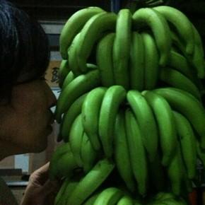 バナナから烏龍茶を学ぶ