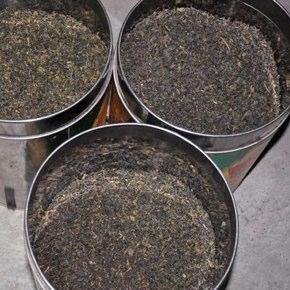 烏龍茶の焙煎のタイミング