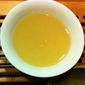 凍頂烏龍茶とは違う魅力を持つ青心烏龍