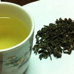 青心大有の冬茶初日がスゴイんです
