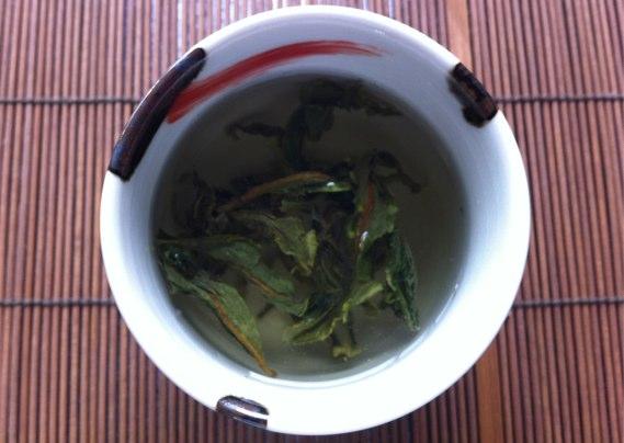 台湾式緑茶