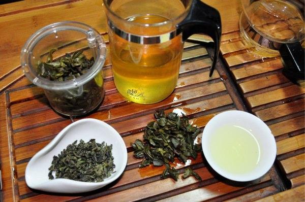 台茶17号白鷺テイスティング