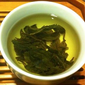 焙煎で変化を遂げる烏龍茶
